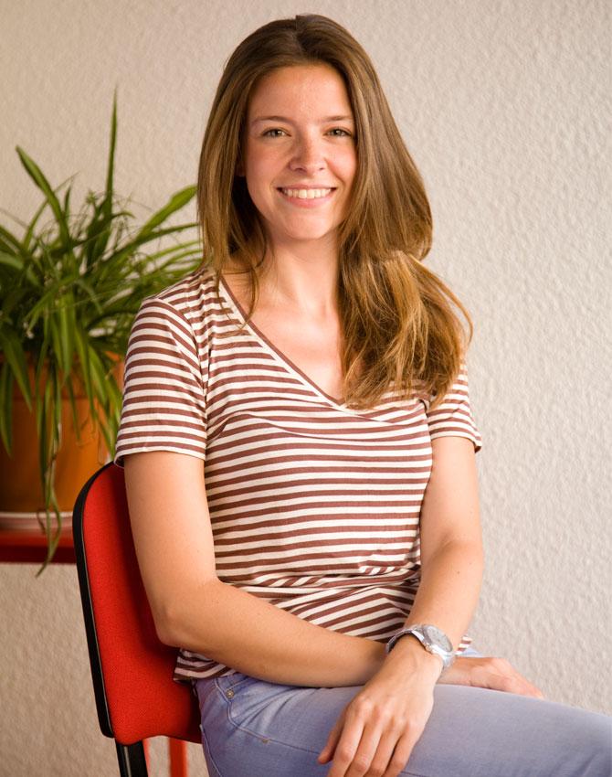 Clara Gonzales Sanguino